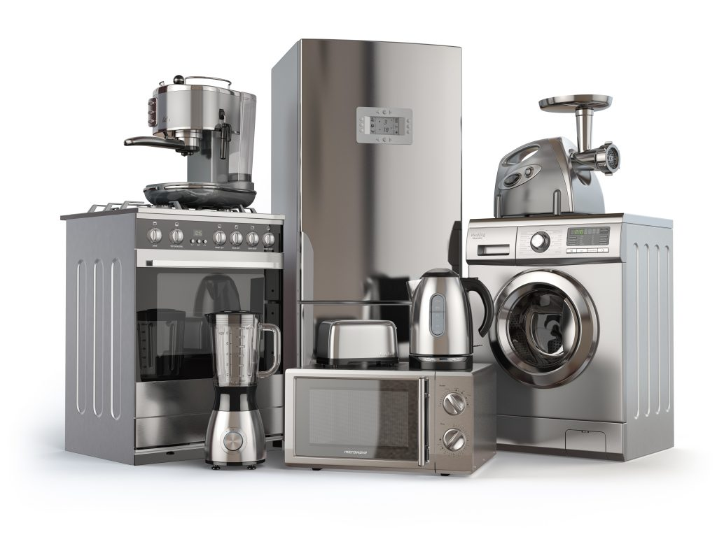 Alberta Appliances services home appliances including dishwashers, refrigerators, ovens, ranges, washers, and dryers from major brands in the Edmonton area