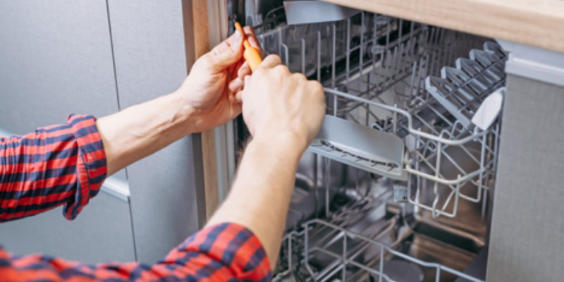 Alberta Appliance services major models of dishwashers in the Edmonton area