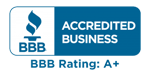Alberta Appliance Edmonton is a Better Business Bureau Accredited Business with an A+ rating